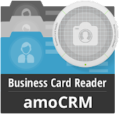 Business Card Reader amoCRM