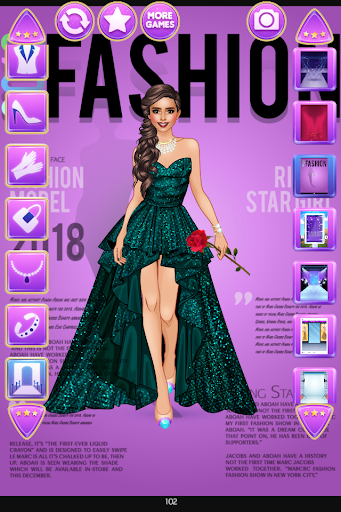 Fashion Model 2020 - Rising Star Girl 1.1 screenshots 7