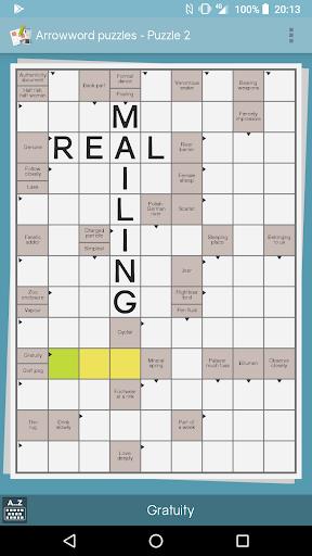 Grid games (crossword & sudoku puzzles) 2.5.3 screenshots 1