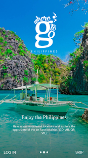 Where to Go in the Philippines - náhled
