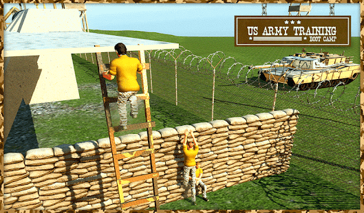 US Army Training Boot Camp 3D- screenshot thumbnail
