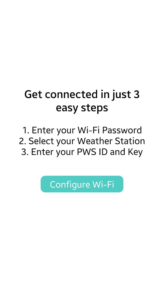 Weather Connect- screenshot