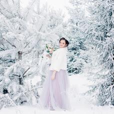 Wedding photographer Dina Romanovskaya (Dina). Photo of 23.01.2018