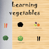 vegetables puzzle for Toddler