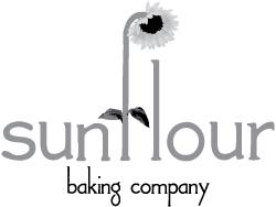 sunflour baking co logo