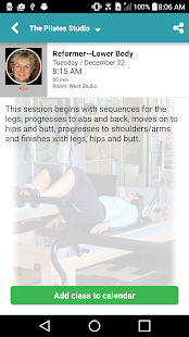 Pilates Tempe- screenshot thumbnail
