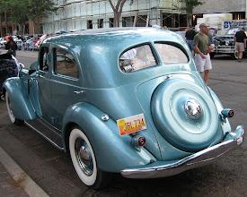 Photo: 1937 Huppmobile