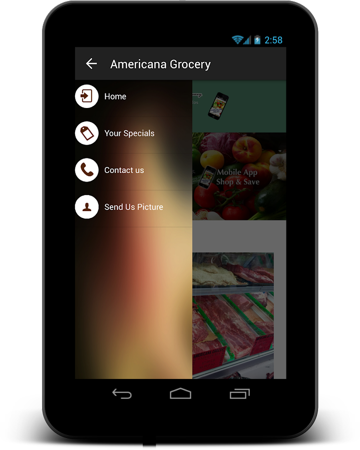 Americana Grocery- screenshot