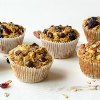 Baked Oatmeal Cups.