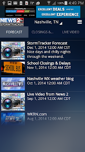 WKRN WX - Nashville weather screenshot 2