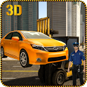 Police Fork Lifter Simulator icon