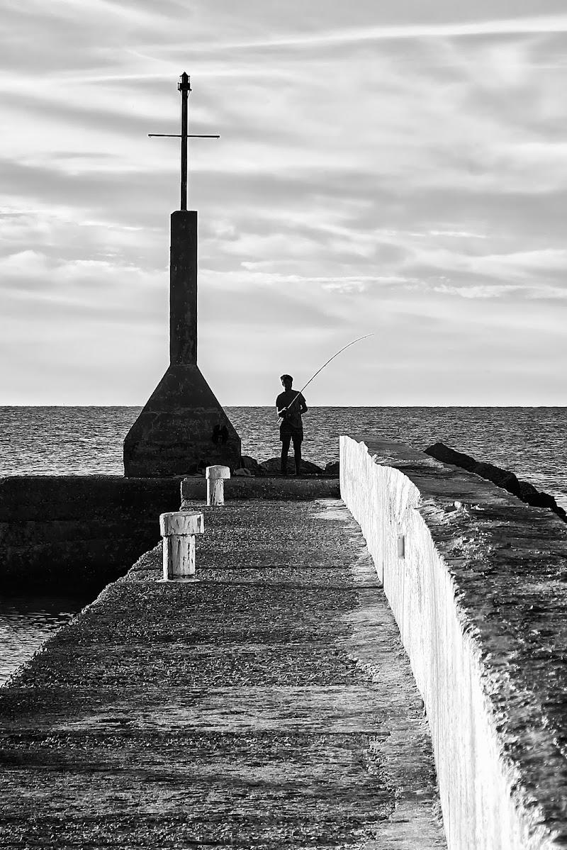 Il Pescatore di Alessandro Alessandri