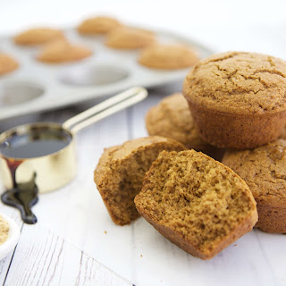 Whole Wheat Gingerbread Muffin.