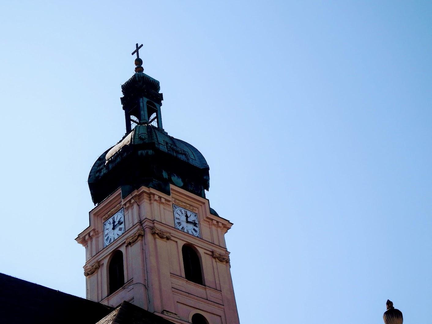 Győr - Nagyboldogasszony székesegyház