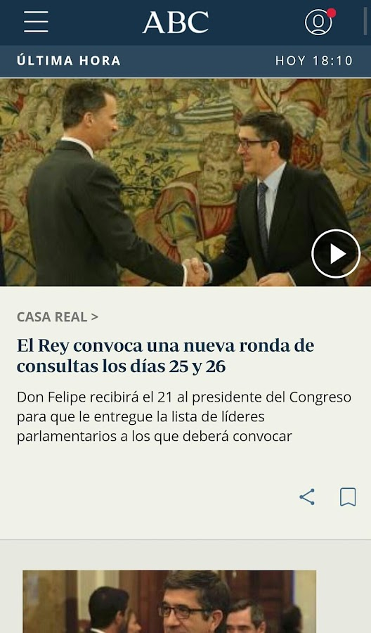 Diario ABC- screenshot