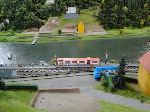 Photo: Miniatur Elbtalbahn