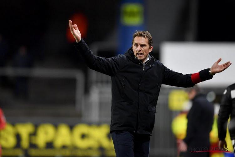 STVV-coach Jonas De Roeck reageert op de geruchten over zijn toekomst