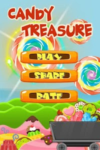 Candy Treasure Free screenshot 0