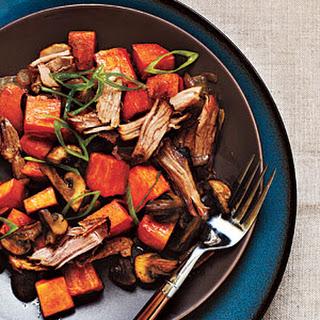 Pork and Sweet Potato Hash