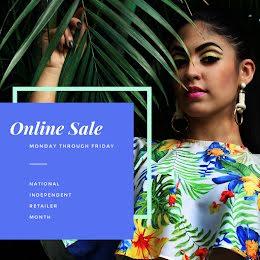 Fashion Online Sale - Instagram Ad item