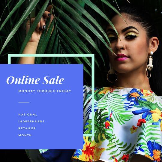 Fashion Online Sale - Instagram Post Template