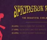 Springbok Nude Girls live at Hillcrest Quarry : Hillcrest Quarry