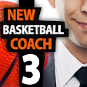 New Basketball Coach 3 : Manage your players icon