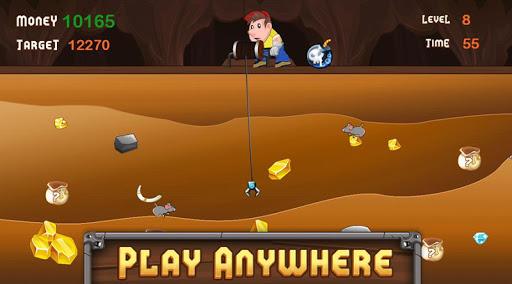 Télécharger Gold Miner APK MOD (Astuce) screenshots 5