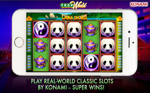TropWorld Casino - MORE Slots