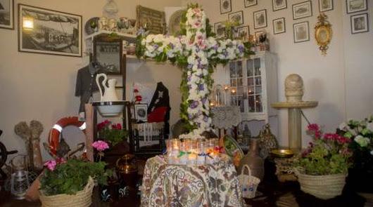 El Ayuntamiento invita a los vecinos a vivir las Cruces de Mayo desde casa