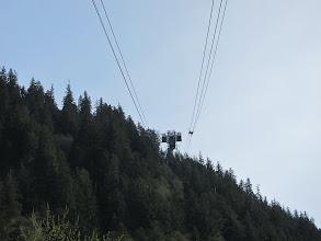 Photo: Juneau tram