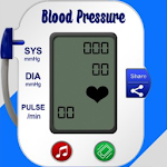 Fingerprint Blood Body Pressure Scanner Simulator 1.0