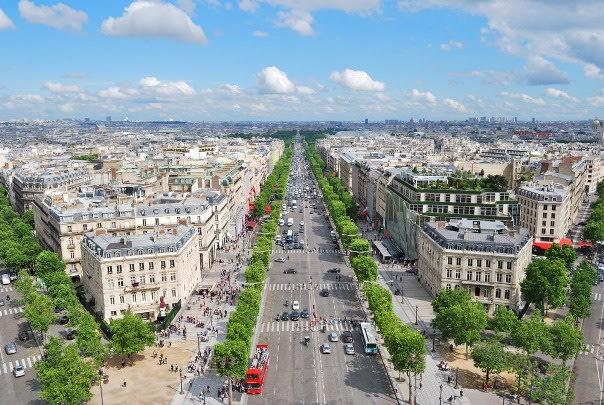 Champs-Elysées – 8th Arrondissement