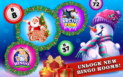 Christmas Bingo Santa's Gifts  screenshots 6