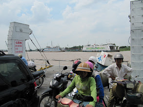 Photo: Year 2 Day 32 - On Our Ferry to Long Xuyen #2