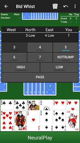 Bid Whist by NeuralPlay Screenshot