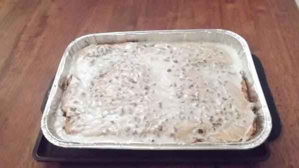 Butter Pecan Cinnamon Roll Cake Recipe