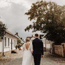 Wedding photographer Aase Pouline (aasepouline). Photo of 29.09.2017