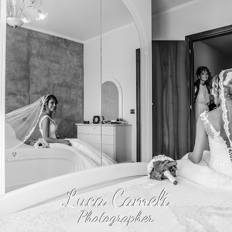 Wedding photographer Luca Cameli (lucacameli). Photo of 18.02.2018