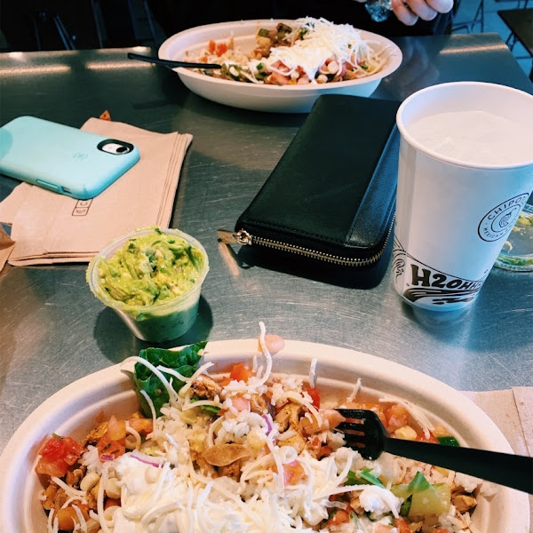 Photo from Chipotle