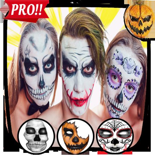 Halloween Makeup Photo Editor Google Play De Uygulamalar