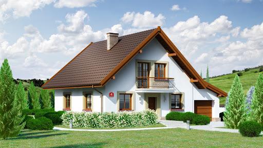 projekt Dom przy Oliwkowej 4