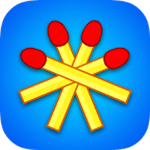 Matchsticks ~ Free Puzzle Game Icon