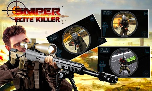 Sniper: Elite Killer- screenshot thumbnail