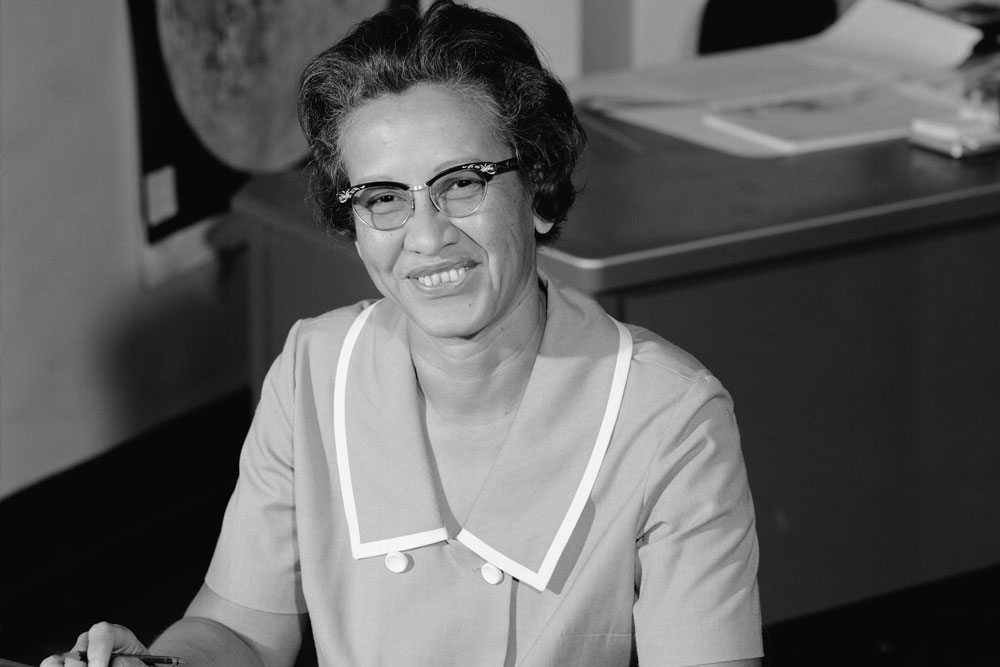 How Katherine Johnson Became a STEM Pioneer