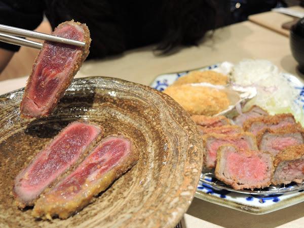 京都勝牛|京站盛大開幕,必吃美食炸牛排,趕快朝聖去!
