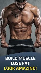 Gym Workout Planner – Weightlifting Premium Mod 1