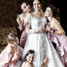 Wedding photographer Viktoriya Kompaniec (kompanyasha). Photo of 04.10.2018