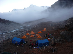 Photo: Camp at Rato Oral (4640m)
