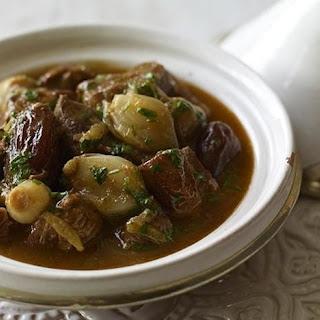 Lamb, Shallot and Date Tagine Recipe